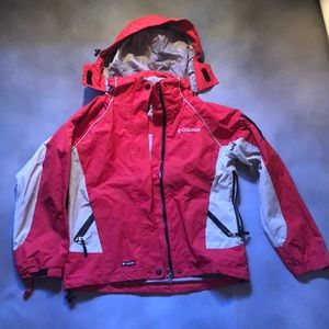 Columbia snow/ ski Jacket